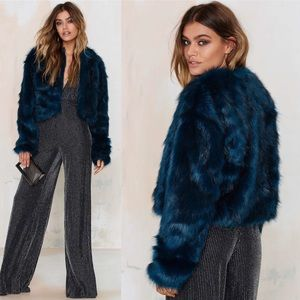 oh my love Jackets & Coats - Oh my love lust for life faux fur jacket